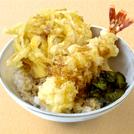 えび天丼(ミニサイズ)